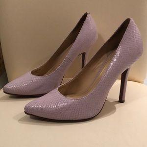 Cole Haan Nike Air lavender pumps